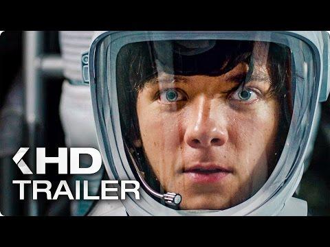 DEN STERNEN SO NAH Trailer German Deutsch (2017)