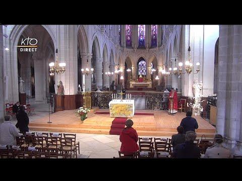 Messe anticipée de la Pentecôte à Saint-Germain-l'Auxerrois