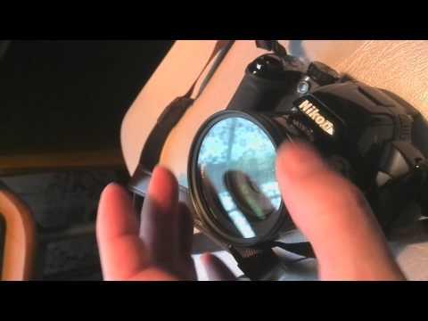 62mm Ultra-Violet UV Camera Lens Filter