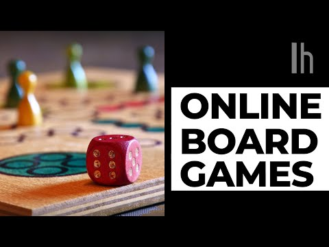 How To Play Your Favourite Board Games Online