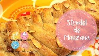Strudel de Manzana Receta