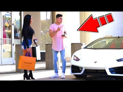 She's NOT a GOLD DIGGER Prank (MUST WATCH) 🤑💛