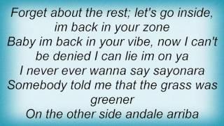 Akon - Baby Im Back Lyrics