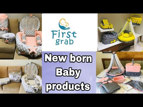 First grab / online baby boutique / baby products review / Handmade custumised products available