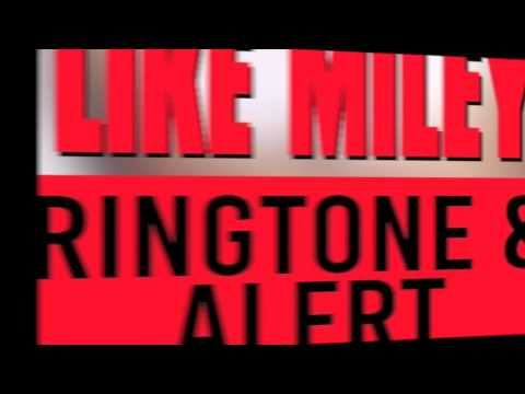 Brandon Beal - Twerk It Like Miley Ringtone and Alert