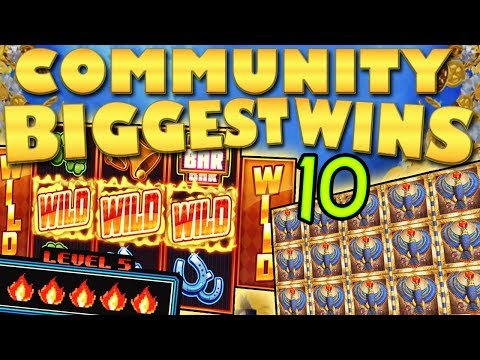 CasinoGrounds Community Biggest Wins #10 / 2018