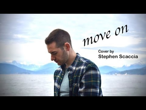 Move On - Mike Posner (cover By Stephen Scaccia)