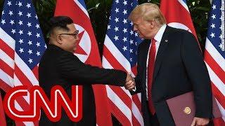 Trump, Kim get