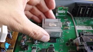 Humax HD-FOX+ (HDD und Temperatur Problem beheben) By:NSC