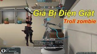 Giả Vờ Bị Điện Giật Thử Lòng Troll Zombie Và Cái Kết Siêu Hài | TQ97