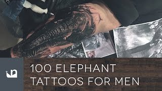 100 Elephant Tattoos For Men