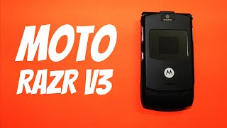 Moto Razr V3 Unboxing and Review in 2020
