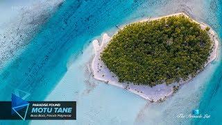 BORA BORA - $39 Million Private Island | Paradise Found | Motu Tane | French Polynesia 🇵🇫