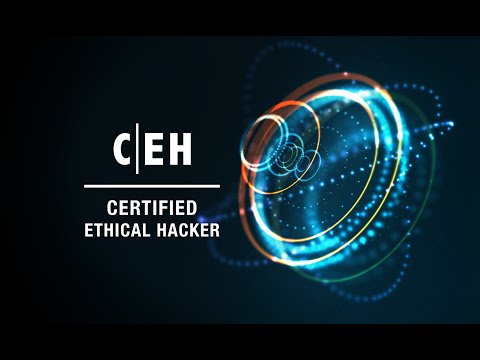 EC-Council Certified Ethical Hacker (CEH) v11 - YouTube