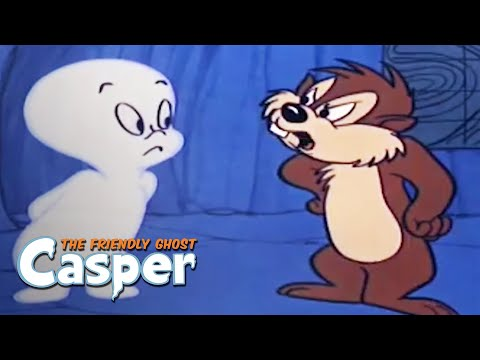 Casper Classics | Weather or Not/ Good Scream Fun | Casper the Ghost Full Episode