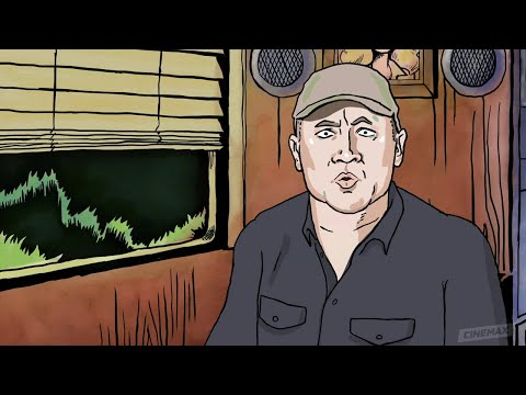 Video trailer för Mike Judge Presents: Tales From the Tour Bus - Trailer | Cinemax