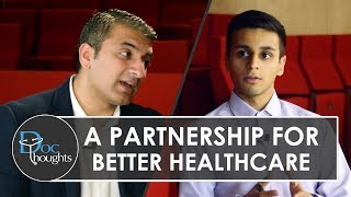 Doctors + Administrators: A Partnership for Better Healthcare