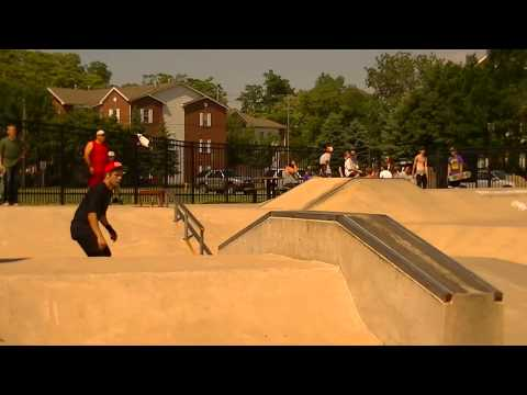 Niles Skatepark- Spring Montage 2013