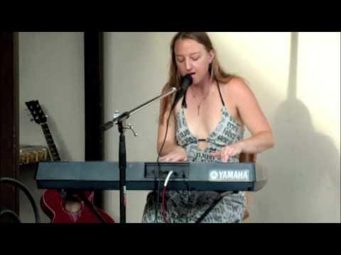 """Amy Jones singing """"If you"""""""