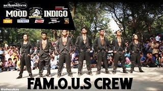 FAM.O.U.S Crew   2nd Place   Street Dance   Mood Indigo 2014 - IIT BOMBAY