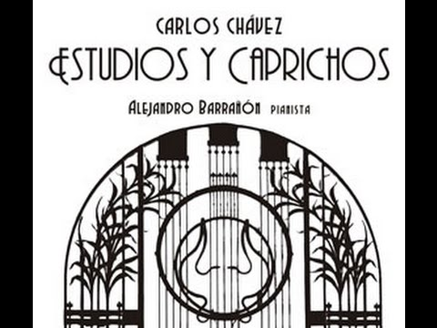 Meditación (Carlos Chávez) Alejandro Barrañon, pianista