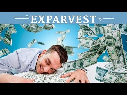 Exparvest.com отзывы 2019, mmgp, обзор, Bounty, Мгновенный обменник фиата, рублей и криптовалют