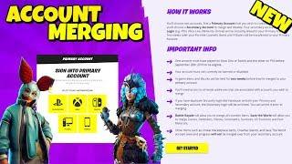 how to fortnite account merge - Kênh video giải trí dành cho