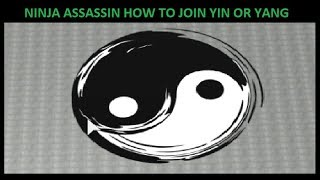 Roblox Ninja Assassin How to Join a Clan