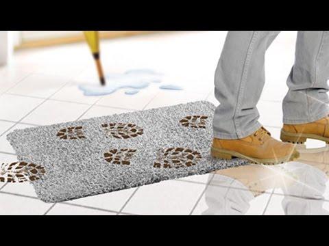 Magic Step Schmutzfangmatte für Ihre Haustüre - Trendmail Shop