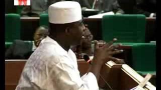 """Grammar"" Lands  Hon. Obahiagbon in Trouble - Members"