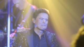 "Donny Osmond - ""Sacred Emotion"" - Hammersmith - 01-02-17"