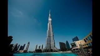 Чудеса инженерии Небоскреб Бурдж Дубай  National Geographic HD