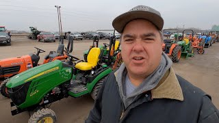 Avoid Getting Scammed!  How to Buy Used Tractors/Equipment.