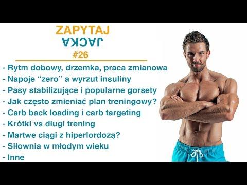 Program szkolenia podstawowego ćwiczenia dla utraty wagi