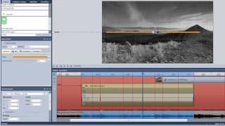 AquaSoft Stages: Intro und Bauchbinde erstellen