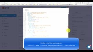 Chatbot - DialogFlow / API.AI - Webhook Example