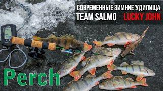 Удилище зимние salmo elite perch 55см