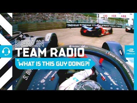 2019 Berlin E-Prix | Team Radio | ABB FIA Formula E Championship