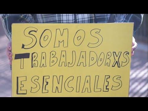 Movimientos sociales alertan sobre la dramática situación en los barrios populares
