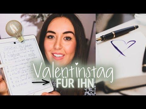 Valentinstag Geschenkideen 2018 für den Freund