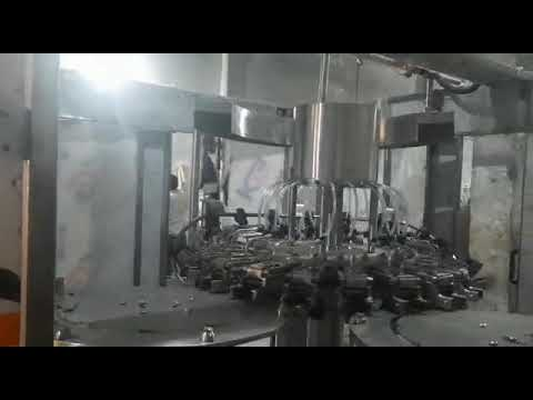 PET Water Bottling Machine