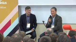 Ilja Laurs and Mike Shim: Bitcoin, FinTech and Ice Cream