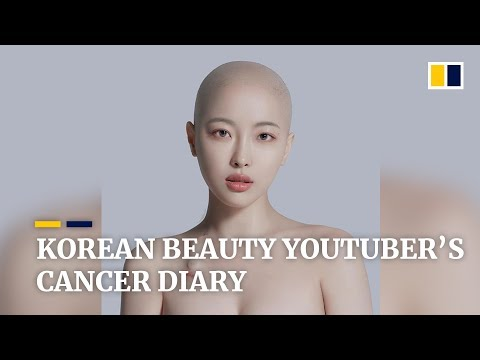 South Korean beauty YouTuber Dawn Lee's cancer diary