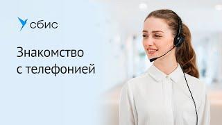 Как работать в облачной телефонии СБИС