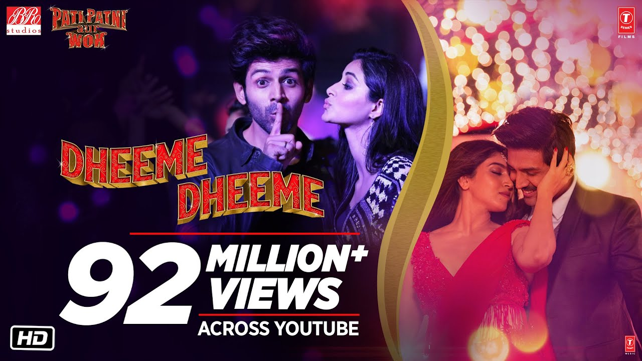 Dheeme Dheeme Hindi lyrics