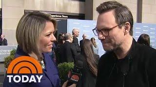 Mr. Robot' Season 2: Christian Slater On The Hit Series | TODAY