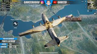 PUBG MOBILE LIVE AAJ FULL RUSH GAME JO CAMP KIA WO... M416 OP SPRAY #yeyeyeye