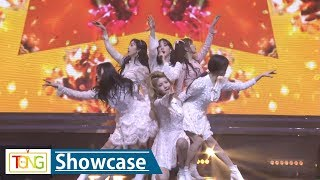 GFRIEND(여자친구), 'Sunrise' (해야) Showcase Stage (Time For Us) [통통TV]