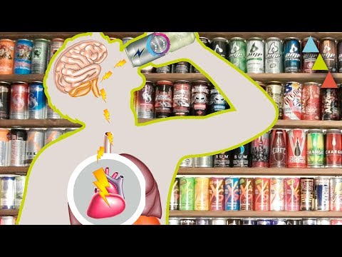 Qué le pasa a tu cuerpo cuando tomas BEBIDAS ENERGÉTICAS