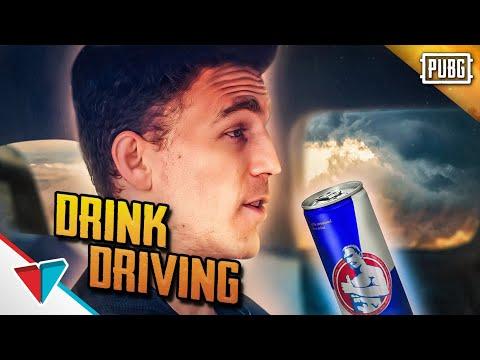 PUBG Logic – Energiťák při řízení a Čekání na hru